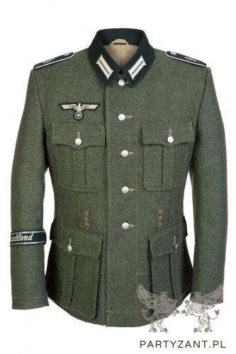Wehrmacht Uniform Tunic M36 Schutze - Grossdeutschland   Feldgrau wool  cloth   Available from stock
